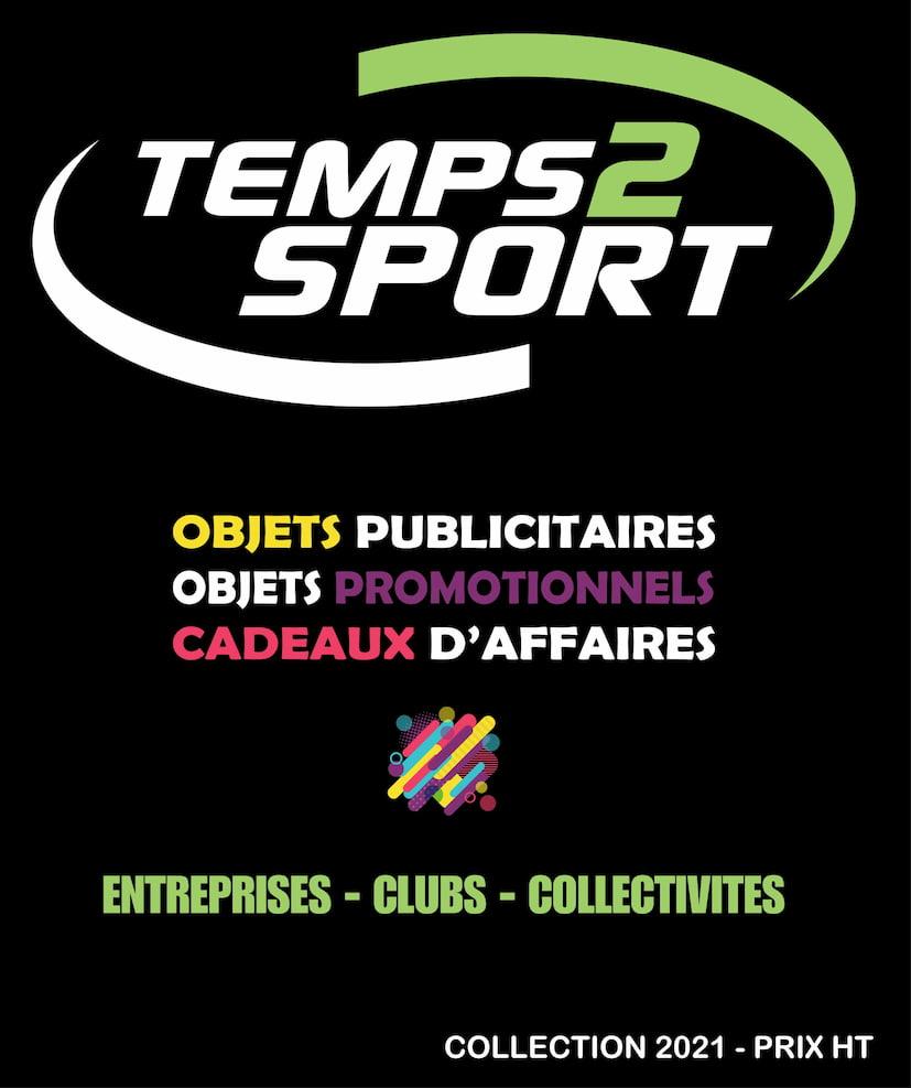 Objet publicitaire Temps 2 Sport