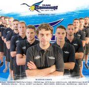 team strasbourg 2016 avec logo temps 2 sport