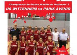 rencontre us wittenheim basket