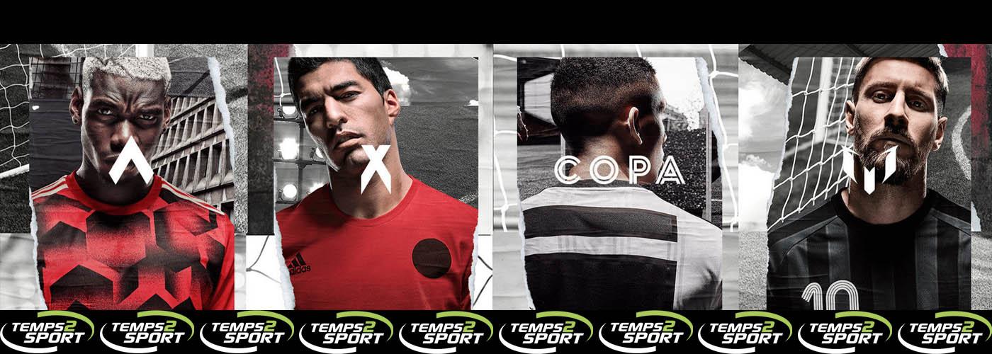 Gamme adidas 2016 chez temps 2 Sport