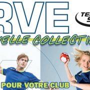 kempa curve handball temps 2 sport