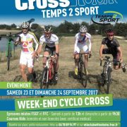 cross tour temps 2 Sport Wittenheim 2017
