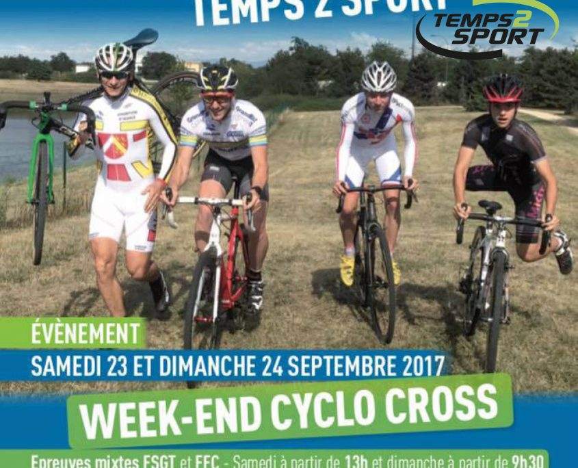 cross tour temps 2 Sport Wittenheim 2017