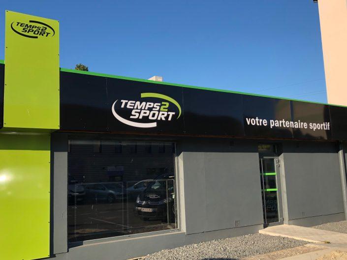 exterieur temps 2 sport montbéliard magasin de sport