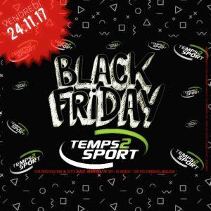black friday temps2sport remises