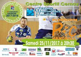temps2sport rencontre handball plobsheim