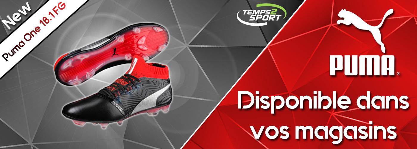 chaussures Puma disponible dans vos magasin temps 2 sport