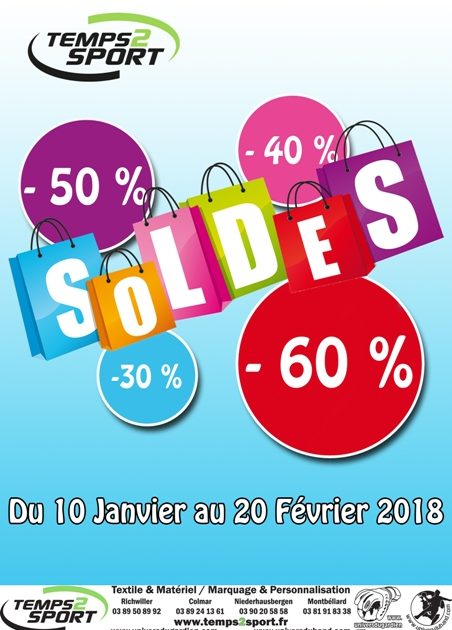 soldes dhiver 2018 temps 2 sport