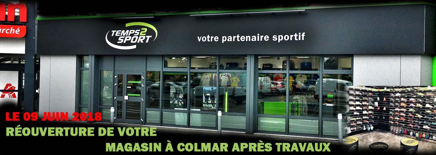 temps 2 sport Colmar