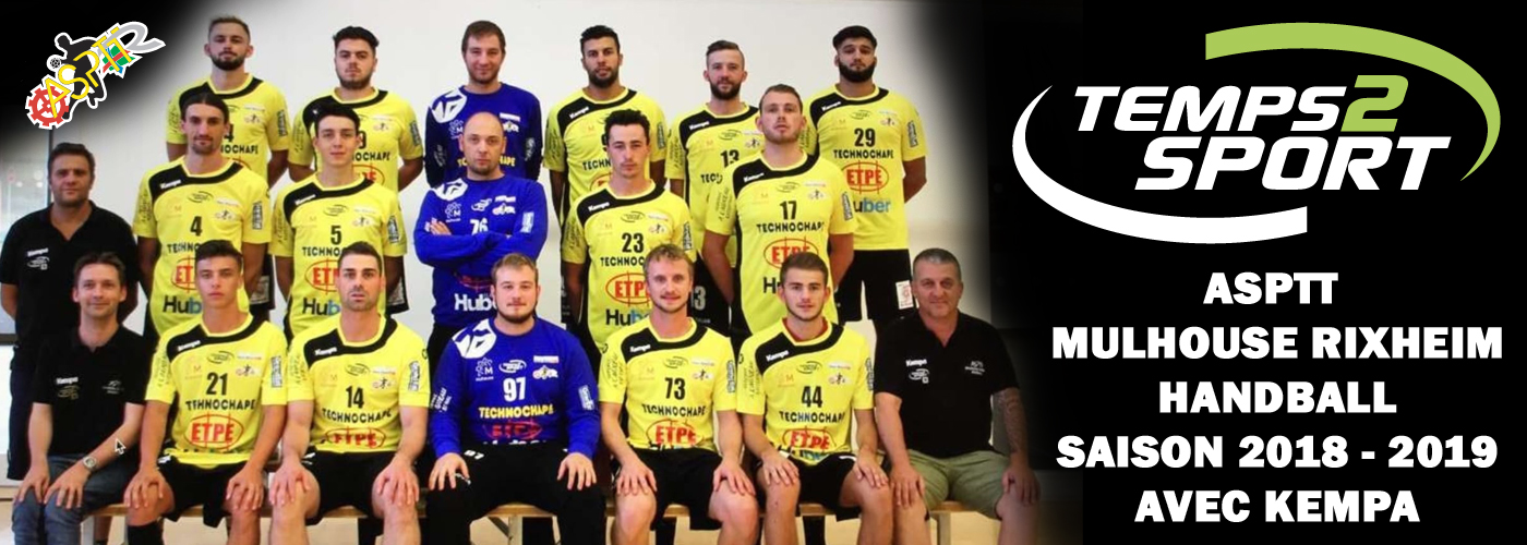 asppt mulhouse rixheim handball en Kempa