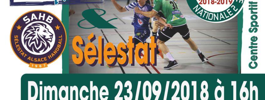 Cernay contre Selestat 2018