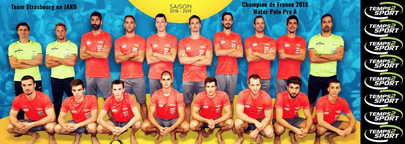 team strasbourg 2019 en Jako