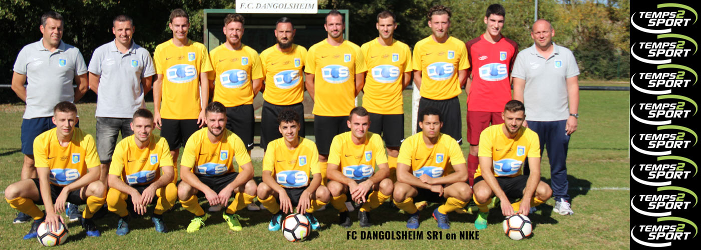 fc dangolsheim football nike temps 2 sport
