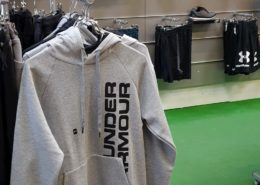 Under armour sweat capuche mulhouse