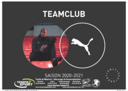 collection PUMA CLUB chez Temps 2 sport