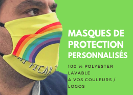 temps 2 sport masque protection