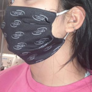masques de protection temps 2 sport