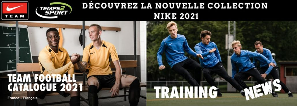 Collection Nike Team 2021