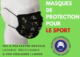 Masque SPORT COVID19