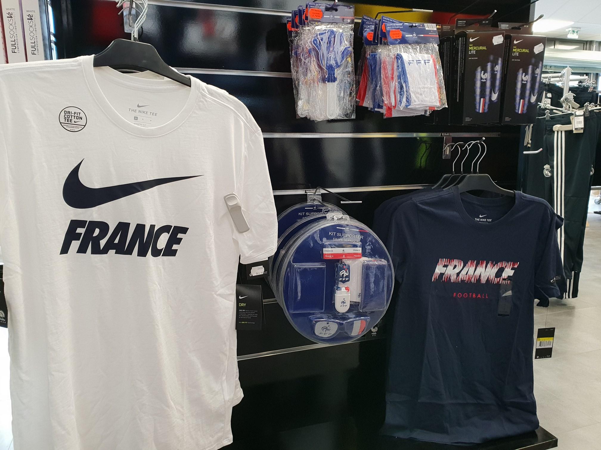 Tshirt de la FRANCE