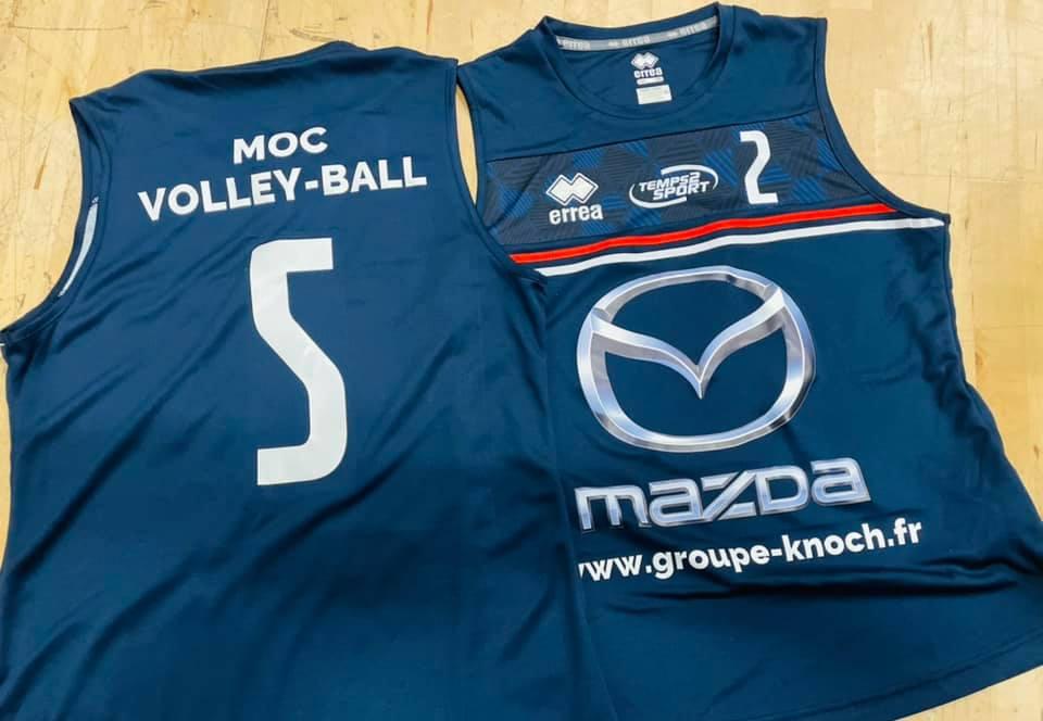 Temps 2 Sport fournisseur du Volley