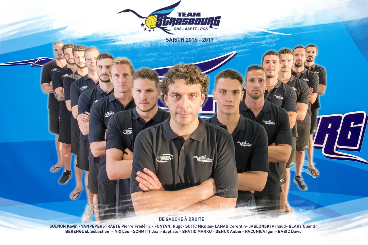 Team Strasbourg Photo Officielle