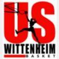 logo du club de basket de wittenheim avec temps 2 Sport équipement sportif pour le basket
