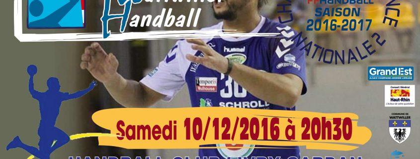 match handball nationale 2 livry gardan temps 2 sport