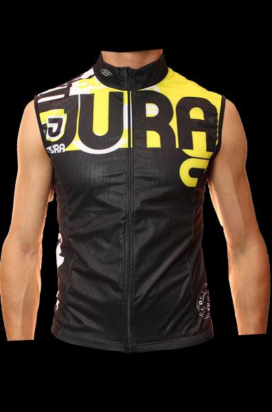 Veste sans manches cyclisme Temps 2 Sport