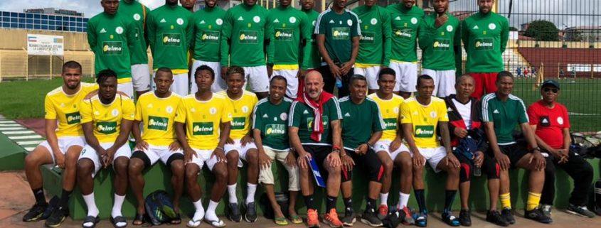 madagascar qualification CAN 2019 temps 2 sport