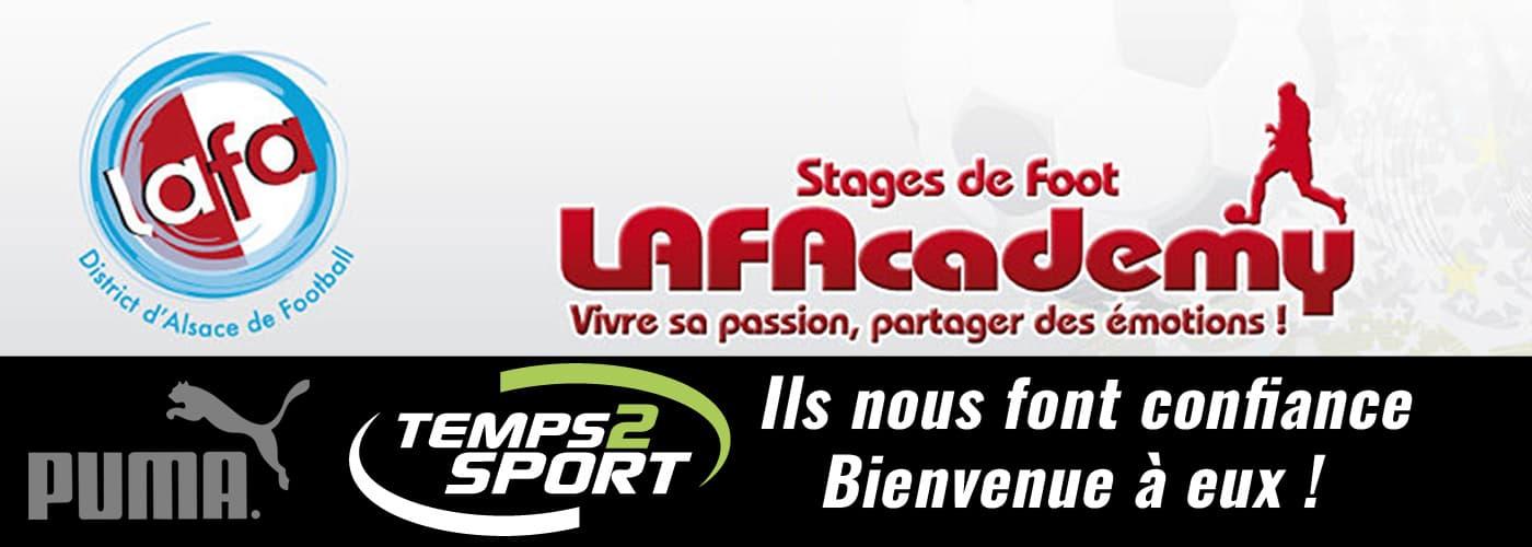 Stage Lafacademy et temps 2 sport