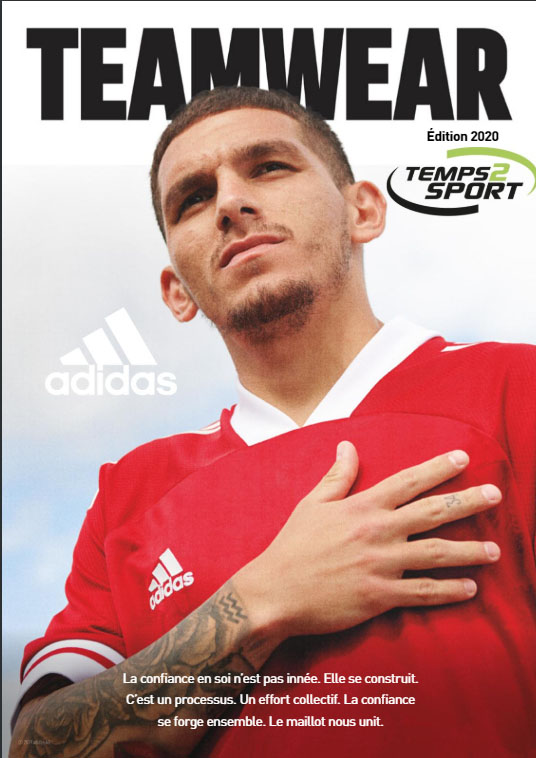 Catalogue Adidas Teamwear 2020