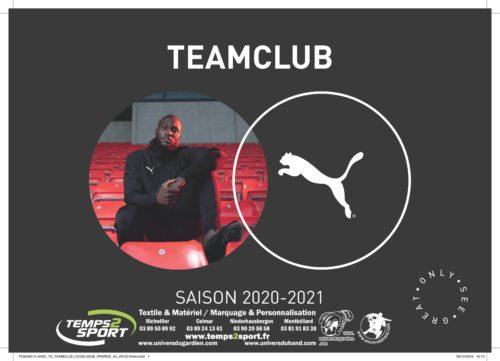 Catalogue Puma 2020