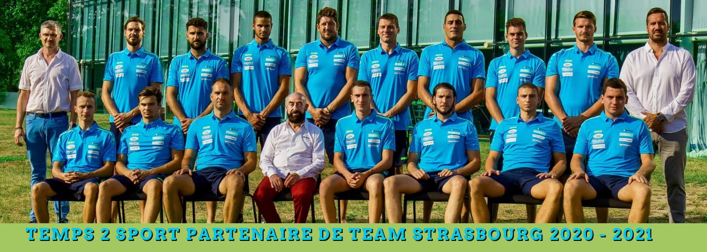 team strasbourg water polo jako temps2sport