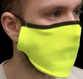 masque vêtement de travail