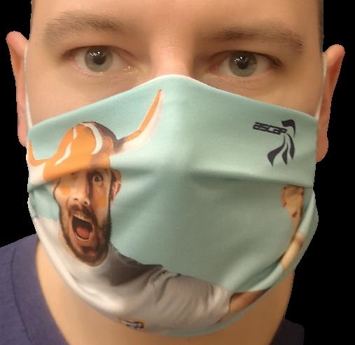 Masque de protection Sublimés